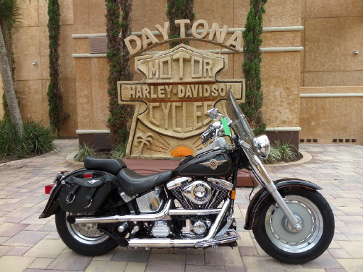 97 Harley-Davidson FLSTF in Ormond Beach, FL