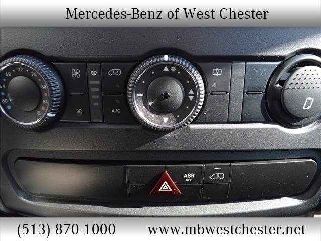 2015 mercedes benz sprinter 3500 west chester oh for Mercedes benz of west chester ohio