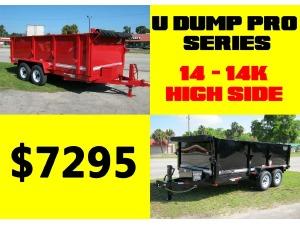 2016 A U-DUMP Pro 831414-48, Delivery Available! FL - 118235636 - EquipmentTraderOnline.com