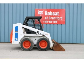 Bobcat Of Brantford >> Used Bobcat Skid-Steer Loaders For Sale in Canada