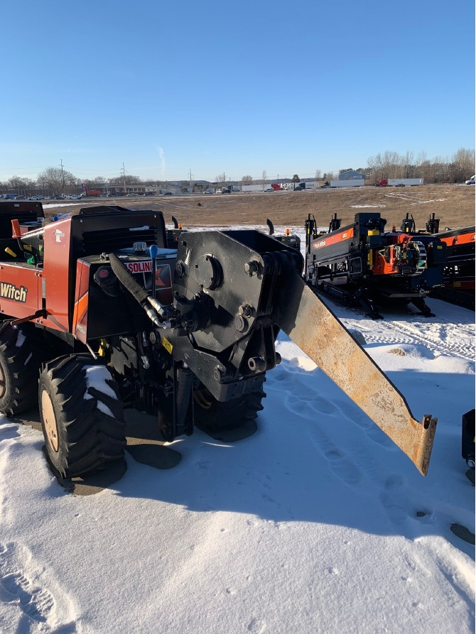 2014 Ditch Witch 410SX Trenchers Shakopee MN
