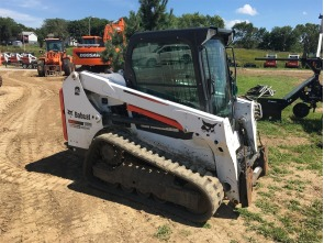 2016 BOBCAT Skid-Steer Loaders T550