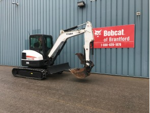 Bobcat Of Brantford >> Used Bobcat Mini Excavator Excavators For Sale In Brampton