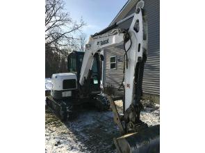 2010 Bobcat Excavators E60